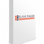 BlankPager WP Plugin Review
