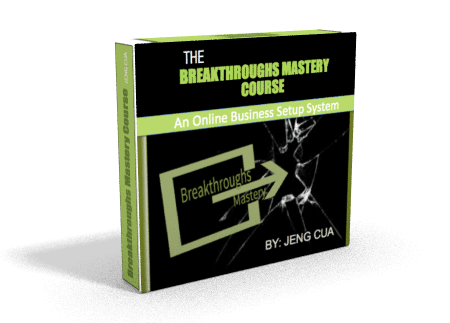 Breakthroughs Mastery Course Review – A Good Journey So That You Can Management Your Life And Cease The Sophisticated