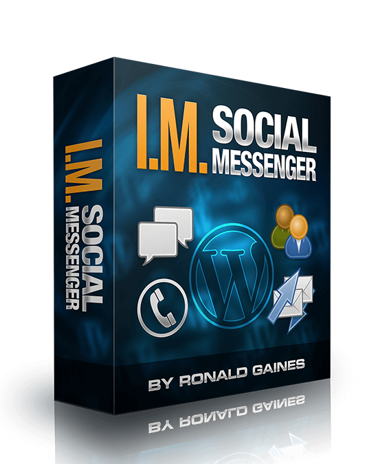 IM Social Messenger Review – Straightforward To Make Use Of And Set Up