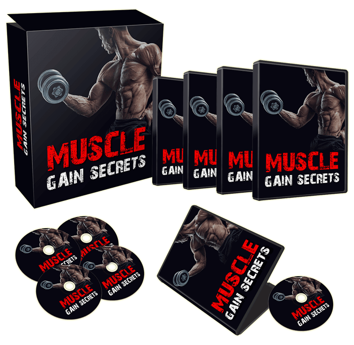 Muscle Gain Secrets PLR Review – One of the most popular PLR in 2017