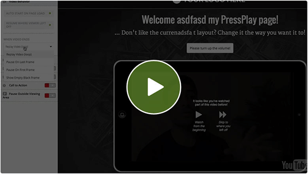 PressPlay v2.0 Review – How to Turn ANY Video into a Lead Magnet…