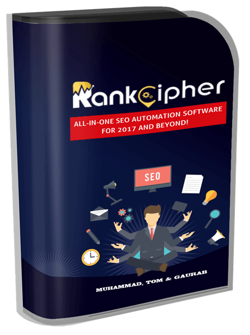 RankCipher Review – It's like the hardest thing ever to rank