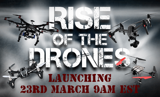 Rise Of The Drones Review – Do you know a way to quickly rising Drones and Quadcopter Area of interest?