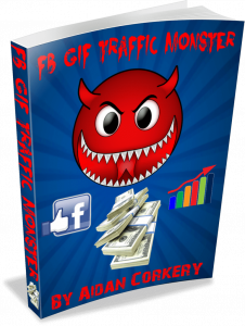 FB GIF Traffic Monster Review