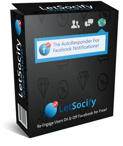 LetSocify - Facebook Notifications Autoresponder Review