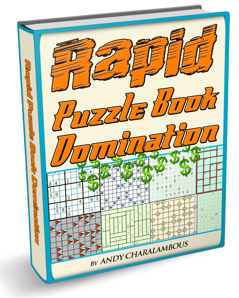 Rapid Puzzle Book Domination Review