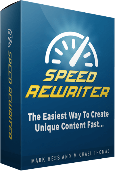 Speed Rewriter Software Review