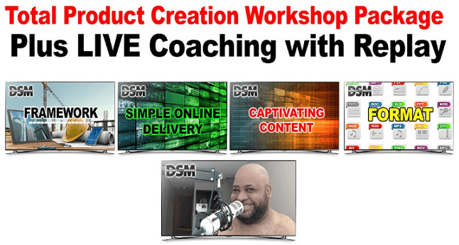 Product Creation Workshop Review