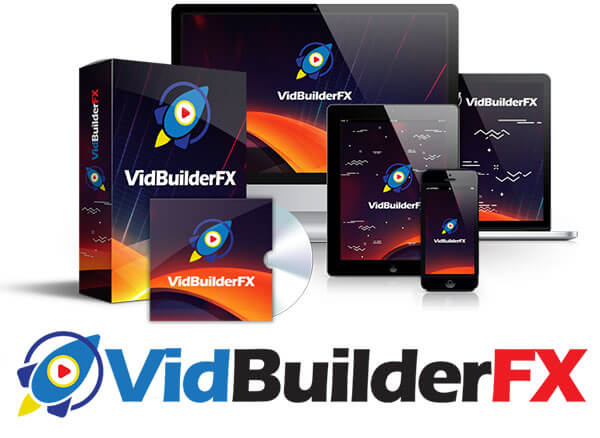 VidBuilderFX Review – Point And Click Software Generates Viral Videos