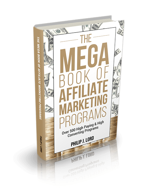 The MegaBook of Affiliate Marketing Programs Review
