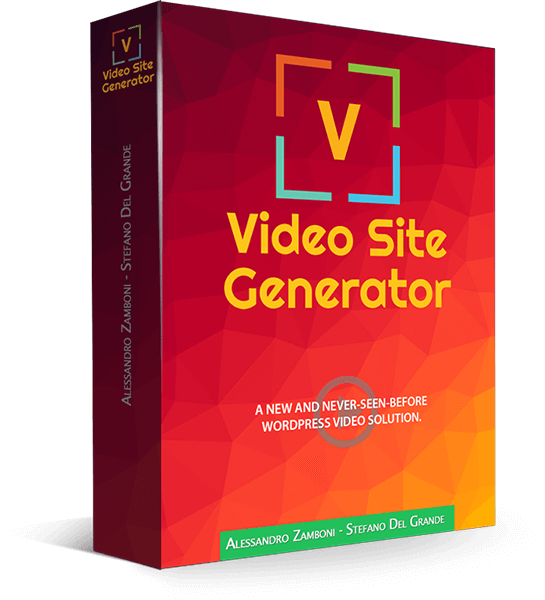 Video Site Generator Review