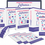 Article Marketing Influence Review