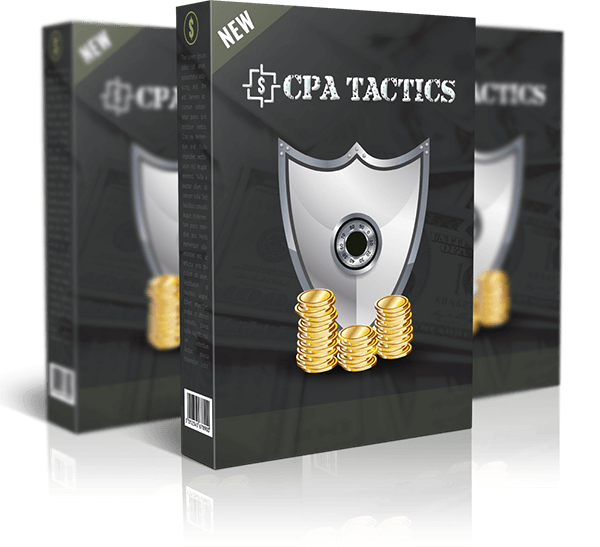 CPA Tactics Review – Easiest Way To Make Moolah Online