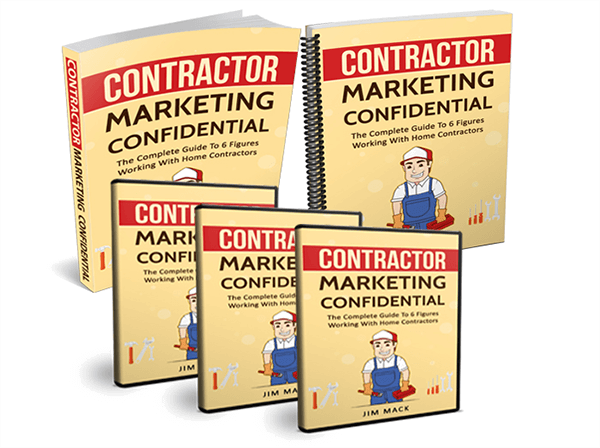 Contractor Marketing Confidential Review with HUGE BONUS