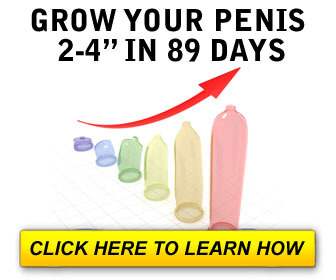 Natural ways to make my penis bigger