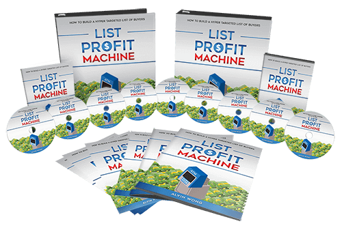 List Profit Machine Review – Build Your Buyers List For Under $10