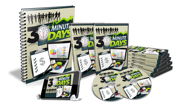 30 Minute Days Review – The Best Way To Make Money Online