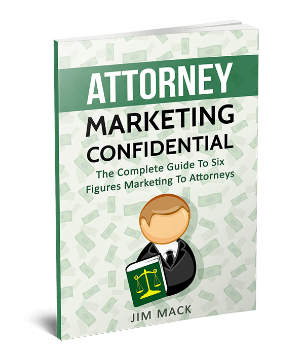 Attorney Marketing Confidential Review with HUGE BONUS