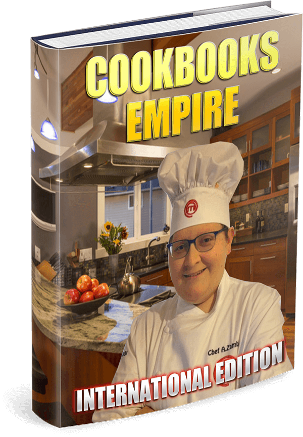 Cookbooks Empire International Review