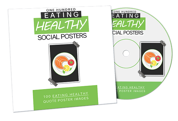 Healthy Eating Quote Posters Review