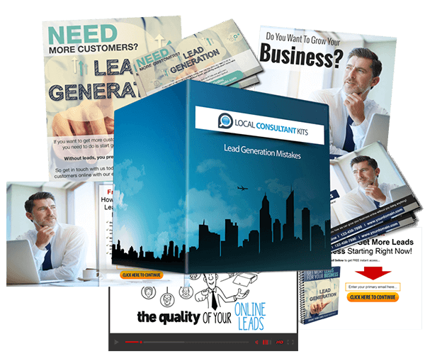 Lead Generation Mistakes Review