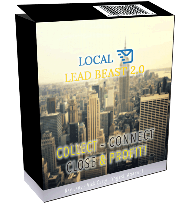 Local Lead Beast 2.0 Review – Automates Local Business Marketing