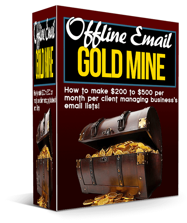 Offline Email Gold Mine Review