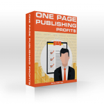 One Page Publishing Profits Review