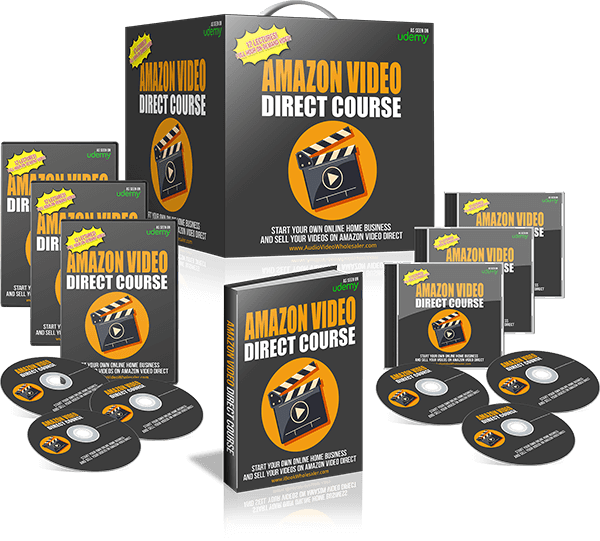 Amazon Video Direct Course with PLR Review with HUGE BONUS