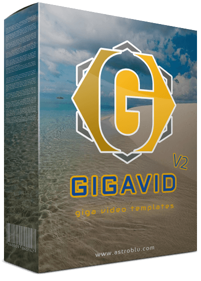 GIGAVID V2 Review – The Biggest Niche & Video Templates
