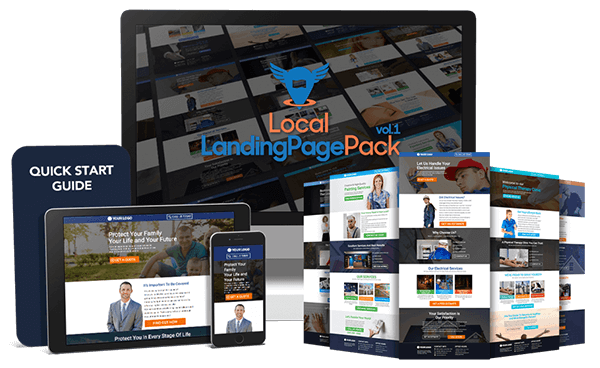 Local Landing Page Pack Review