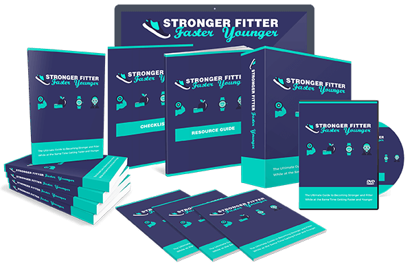 Stronger Fitter Faster Younger Review