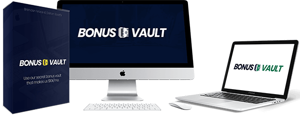 The Bonus Vault Review – The Power Of A Few Bonuses