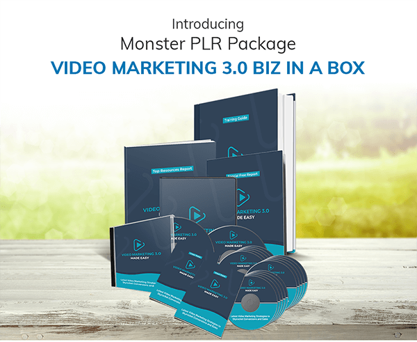 Video Marketing 3.0 Biz in a Box Review