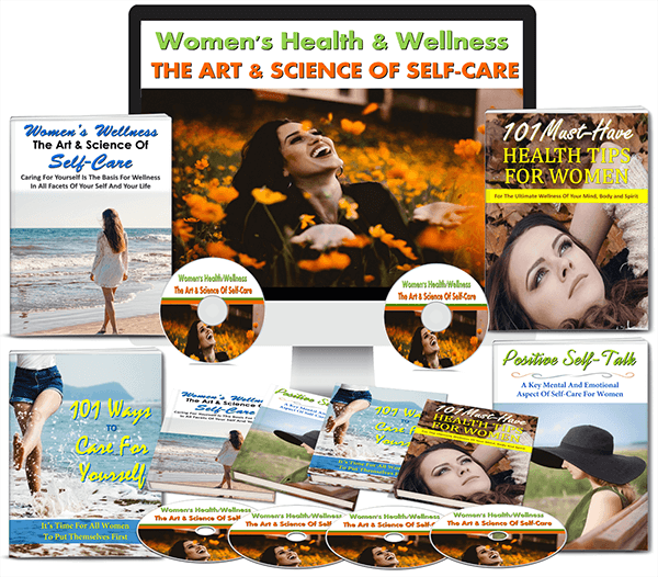 Women's Health & Wellness The Art & Science Of Self-Care Review