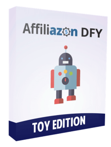 Affiliazon DFY Toy Edition Review