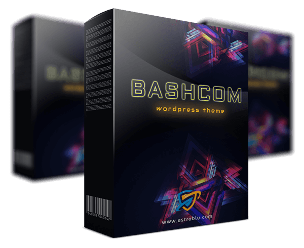 Bashcom WP Theme Review