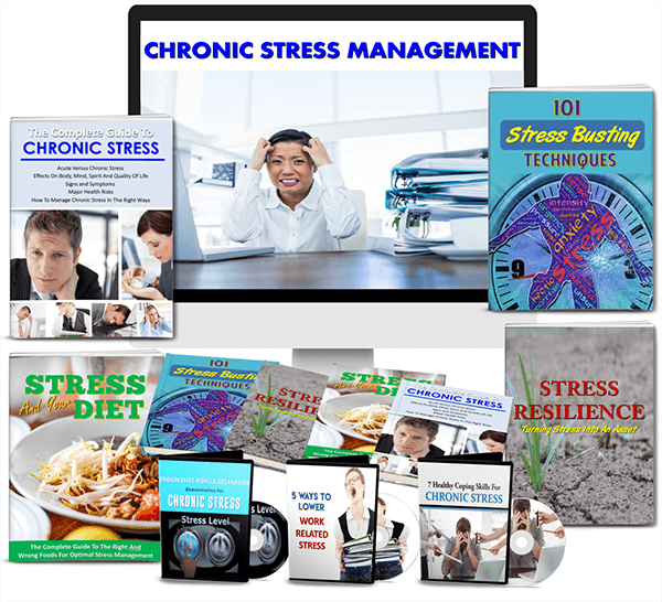 Chronic Stress Management PLR Review