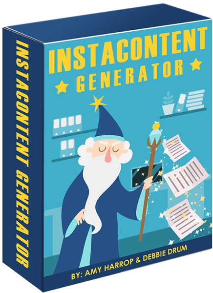 InstaContent Generator Review
