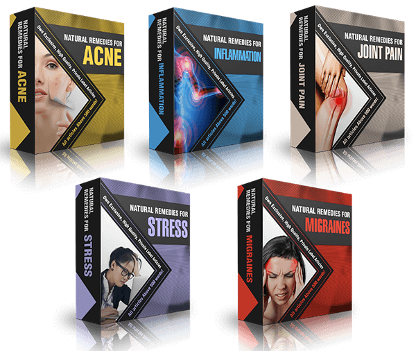 Natural Remedies PLR Review – Tap Into This HOT Billion Dollar Niche!
