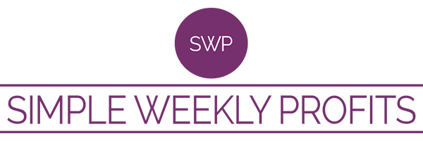 Simple Weekly Profits Review