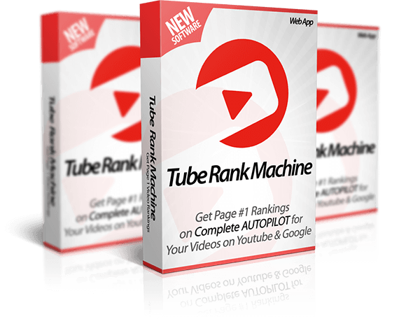 Tube Rank Machine Review – Make Google Your #1 Traffic Source
