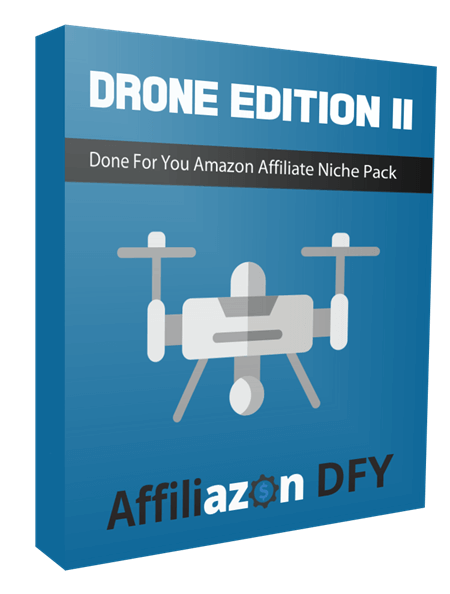 Affiliazon DFY Drone Edition II Review