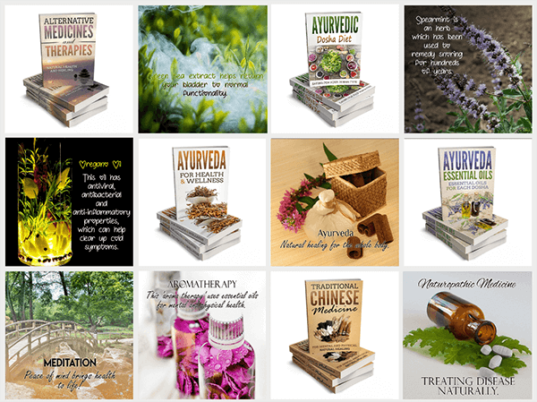 Alternative Health & Healing - Natural Remedies & Therapies PLR Review