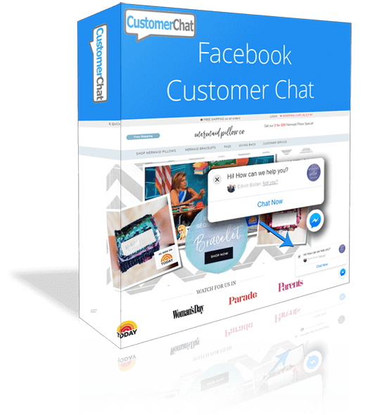 CustomerChat Review – Facebook Messenger LiveChat on YOUR site