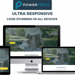 PowerPress WordPress Theme Review