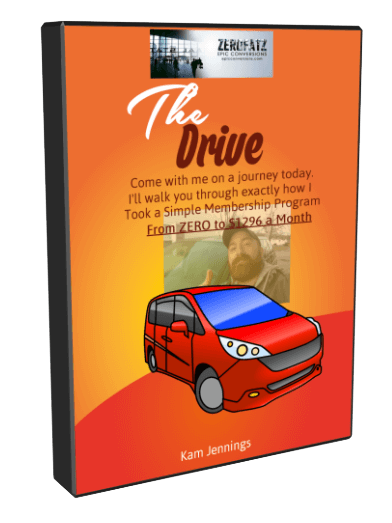 The Drive: ZERO to $1,296 MONTHLY! Review