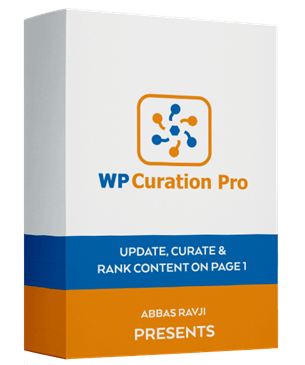 WP Curation Pro Review
