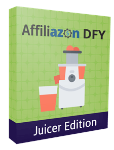 Affiliazon DFY Juicers Edition Review