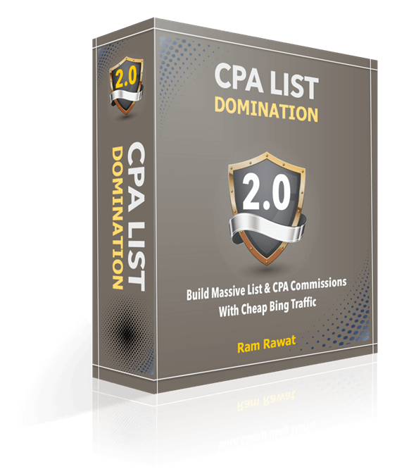 CPA List Domination 2.0 Review
